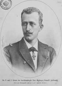 Archduke Leopold Ferdinand